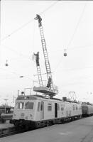 Image from object titled Kehl: Aus- und Einfahren der Hebebühne und Leitern