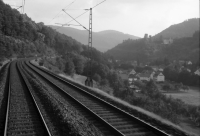 Image from object titled Mit dem Rheingold-Salonwagen über die Schwarzwaldbahn