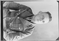 Image from object titled Portrait eines Mannes in SA-Uniform