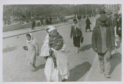 Image from object titled Nuotrauka. Lietuvos žurnalistai ir rašytojai keliaudami po Tarybų Sąjungą