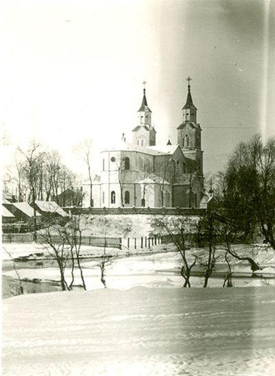 Image from object titled Vilkaviškio Švč. M. Marijos apsilankymo katedra