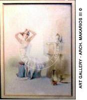 Γυναίκα μετά το μπάνιο - A Woman after the bath