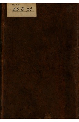 Image from object titled A View Of Society In Europe, In Its Progress From Rudeness To Refinement : Or, Inquiries Concerning The History Of Law, Government, And Manners / By Gilbert Stuart, Doctor of Laws, and Member of the Society of Antiquaries at Edinburgh