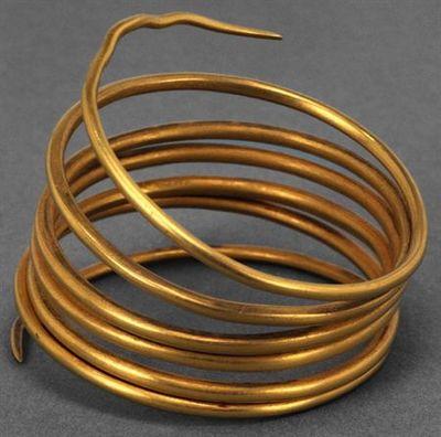 Image from object titled Espiral cilíndrica de seis voltas, constituída por arame liso de secção circular, apresentando as extremidades aguçadas.