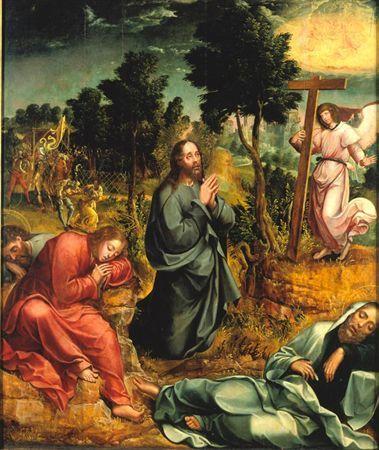 Cristo no Horto