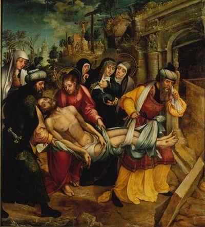Enterro de Cristo