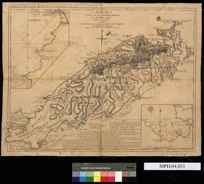 Tabago [Material cartográfico]
