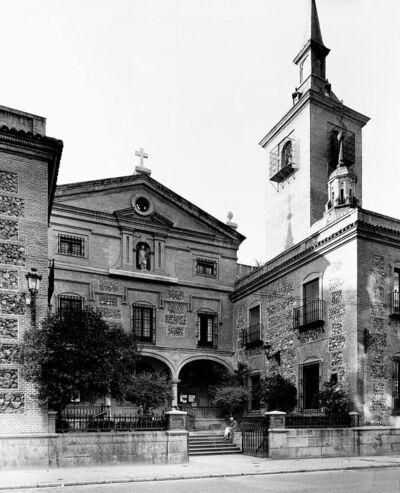 Iglesia de San Ginés y Capilla del Santo Cristo