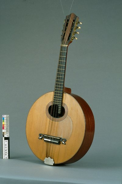 Mandoline espagnole