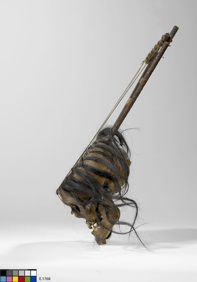 """Image from object titled Lyre """"kissar"""""""