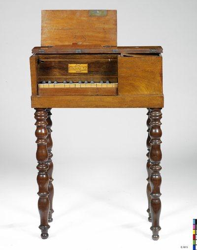 Piano carré miniature