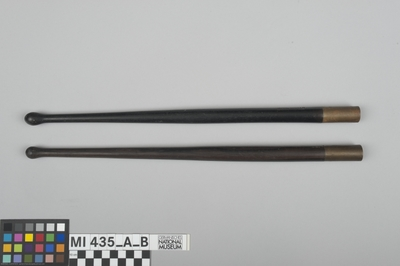 Schlägel für kleine Trommel