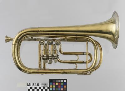 Trompete in Tenorlage in Es