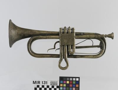 Trompete in F, 2 Wiener Ventile