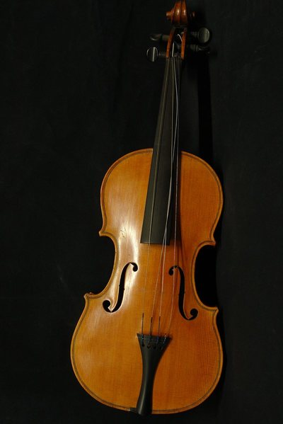 Image from object titled Violon