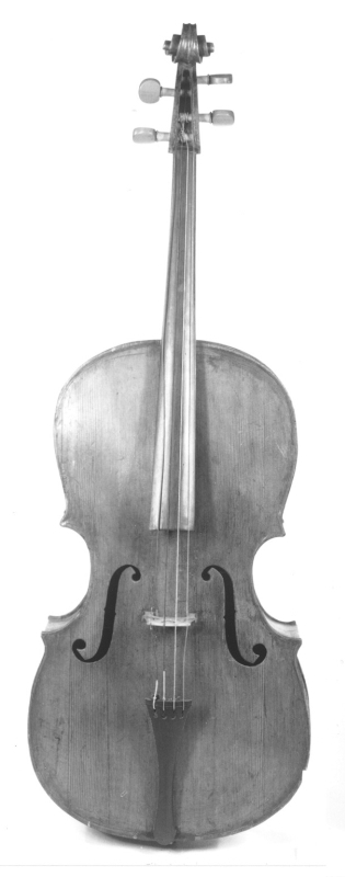 Image from object titled Violoncello