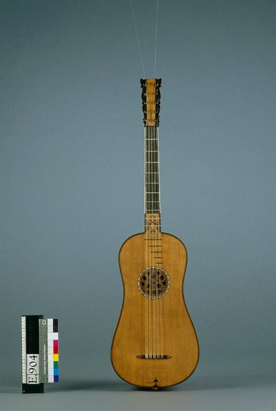 "Image from object titled Guitare, dite la ""Vuillaume"""