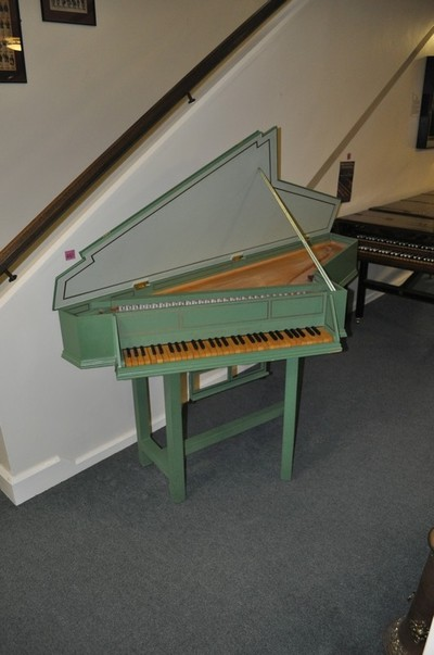 Image from object titled Spinet