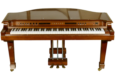Image from object titled Synthesizer; Yamaha GS1