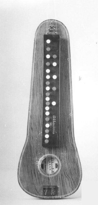 Manualzither; Akkordzither; Akkordolia