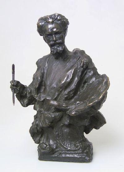 Munkácsy Mihály portréja