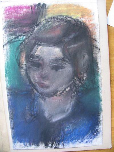 Kislány arcképe
