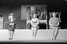 foto, negatiiv, Gunnar Vaidla, Vöödiline Hobune, Draamateater, 1968, Ingo Normet; Salme Reek, tädi Betty; Reet Mändmets, Astra; Irja Aav, Teesi