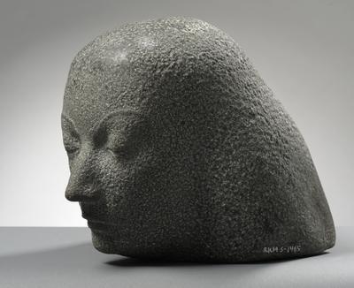 Lakkamatu hall kivi