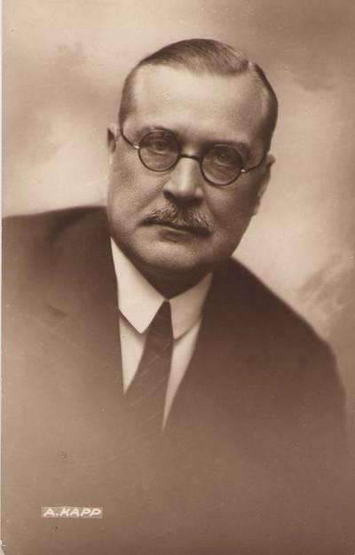 Foto. ARTUR KAPP. 1928.