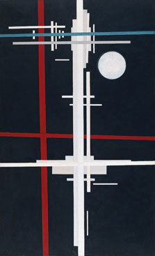 Image from object titled Suprematist Composition