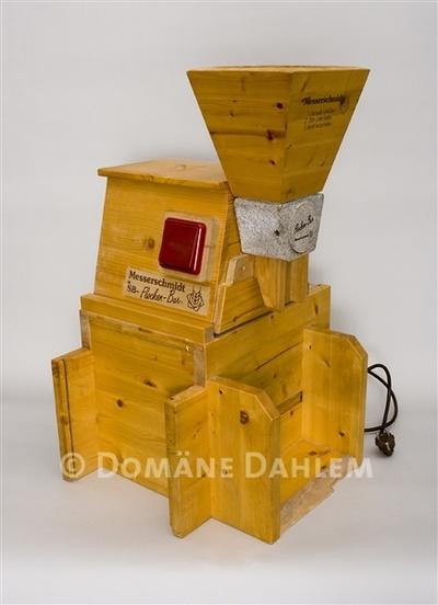 """Image from object titled """"SB-Flockenbar"""" der Firma """"Messerschmidt"""""""