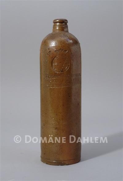 """Mineralwasserflasche """"Rhenser Mineralbrunnen"""""""