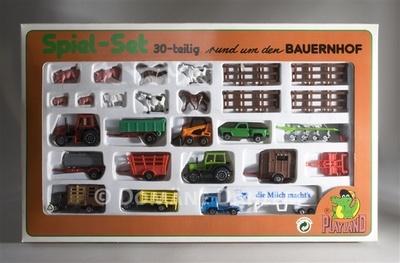"""Spiel-Set """"Rund um den Bauernhof"""""""