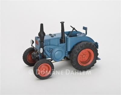 Modell eines Lanz Bulldog Traktors