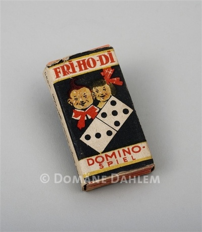 """Domino-Spiel """"FRI-HO-DI"""""""