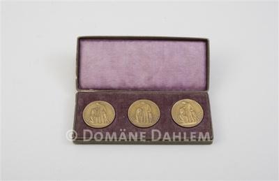 """Gedenkmünzen """"Des Deutschen Volkes Leidensweg"""", 1923"""
