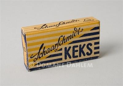 Keks-Schachtel