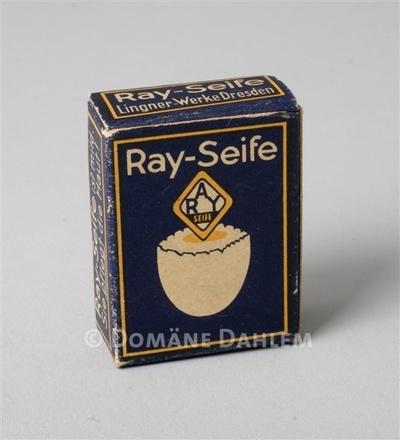 "Schachtel ""Ray-Seife"""