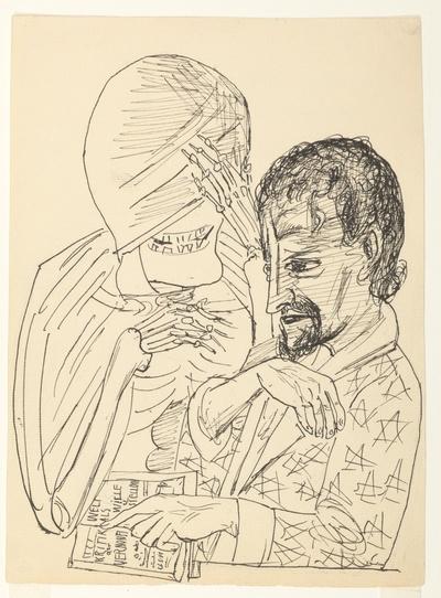 Walpurgisnacht. Mephistopheles: Das tu auf deine eigne Hand, / Denn wo Gespenster Platz genommen, / Ist auch der Philosoph willkommen. (2. Akt)