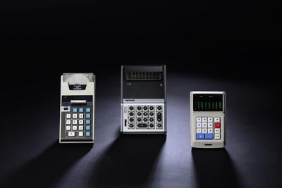 Image from object titled Erste Taschenrechner