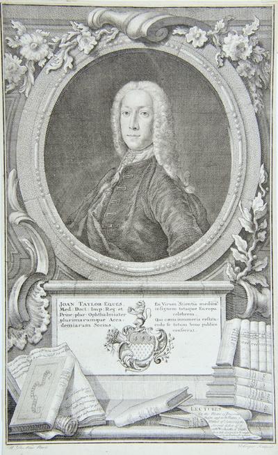 Porträt John Taylor