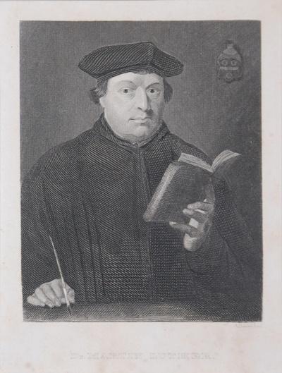 Porträt Dr. Martin Luther
