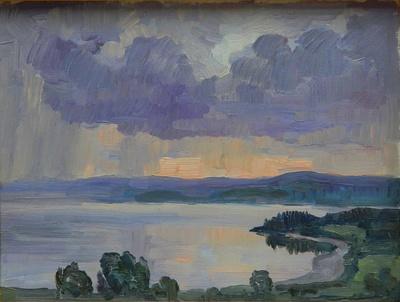 Norwegische Landschaft IV