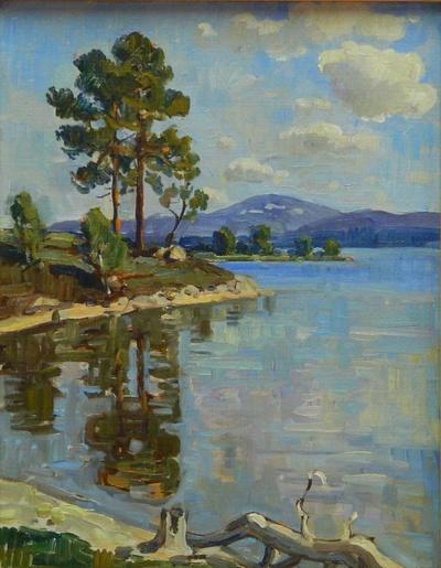Norwegische Landschaft III