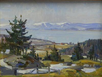 Norwegische Landschaft II