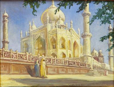 Agra 25.08.1928