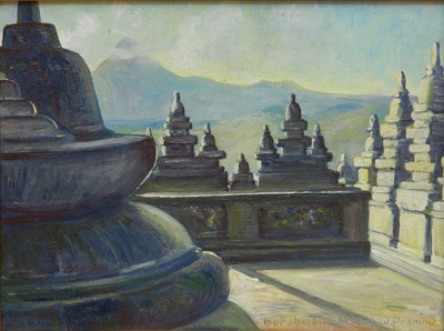 Image from object titled Borobudar 11.6.1928