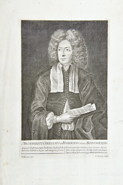 Porträt Arcangelo Corelli