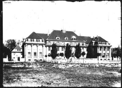 Zeitz, Kreishaus in der Albrechtstraße
