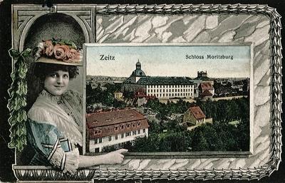 Zeitz Schloss Moritzburg